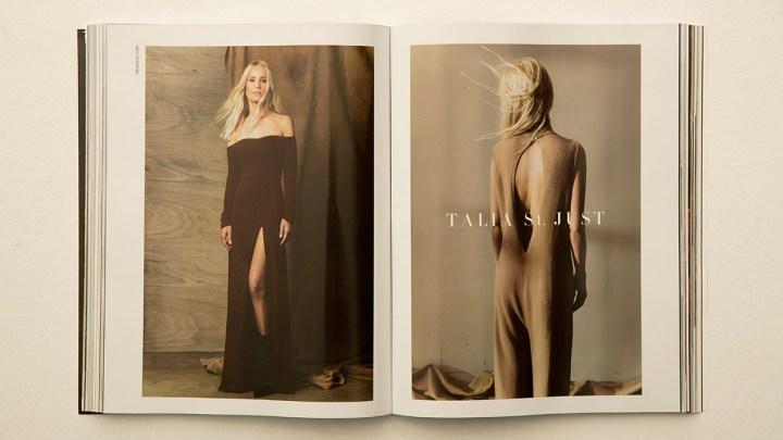 Avvocato con la passione della moda, la biscegliese Silvia Piazzolla fotografata per Vogue