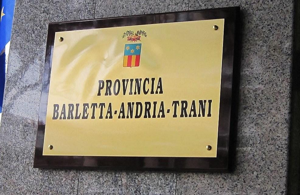Si vota alla Provincia Bat: tre candidati. La coalizione di Angarano resta neutrale