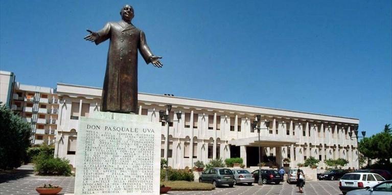 Oggi l'inaugurazione della Biblioteca-Pinacoteca dell'Opera Don Uva