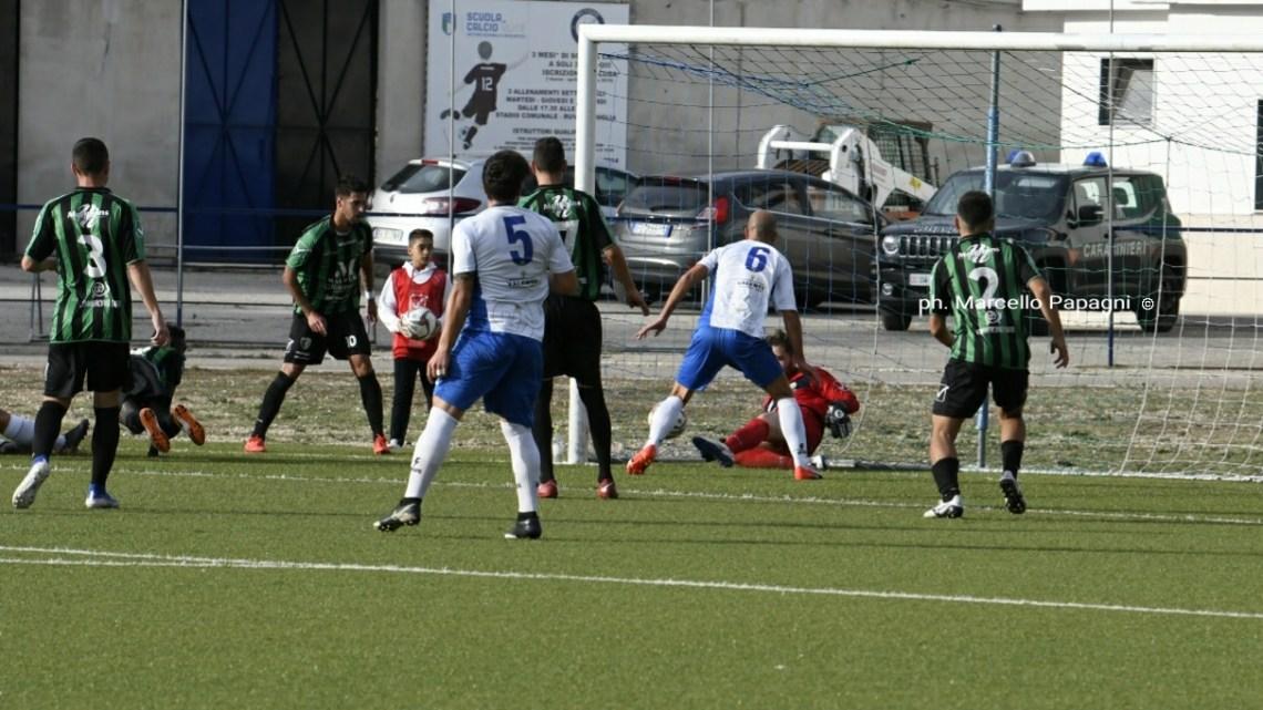 Unione Calcio, sconfitta in rimonta dalla capolista Corato