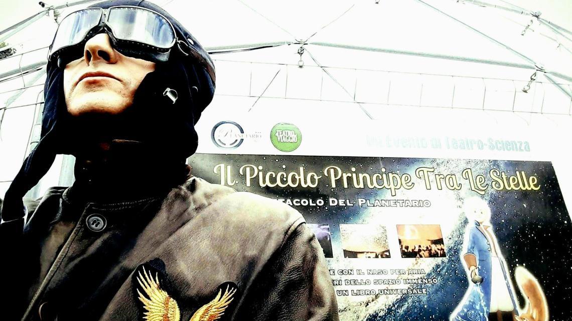 Torna domenica al Planetario di Bari lo spettacolo di teatro-scienza Il Piccolo Principe