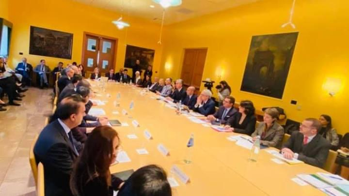 Francesco Boccia negli Stati Uniti risponde a Trump: «Italia impegnata a rafforzare l'Europa»