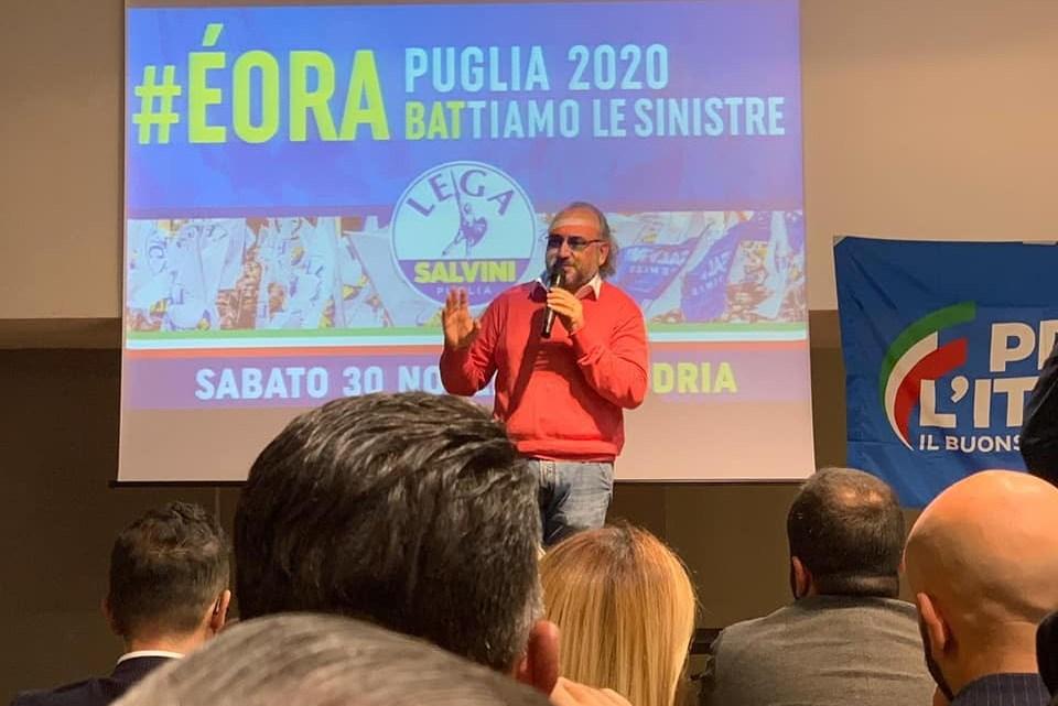 Regionali 2020, Lega: con l'On. Molteni dalla BAT  rivendicato il ruolo-guida della coalizione