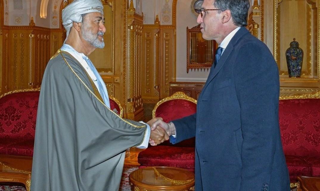 Governo, Ministro Boccia in Oman dal sultano Haitham