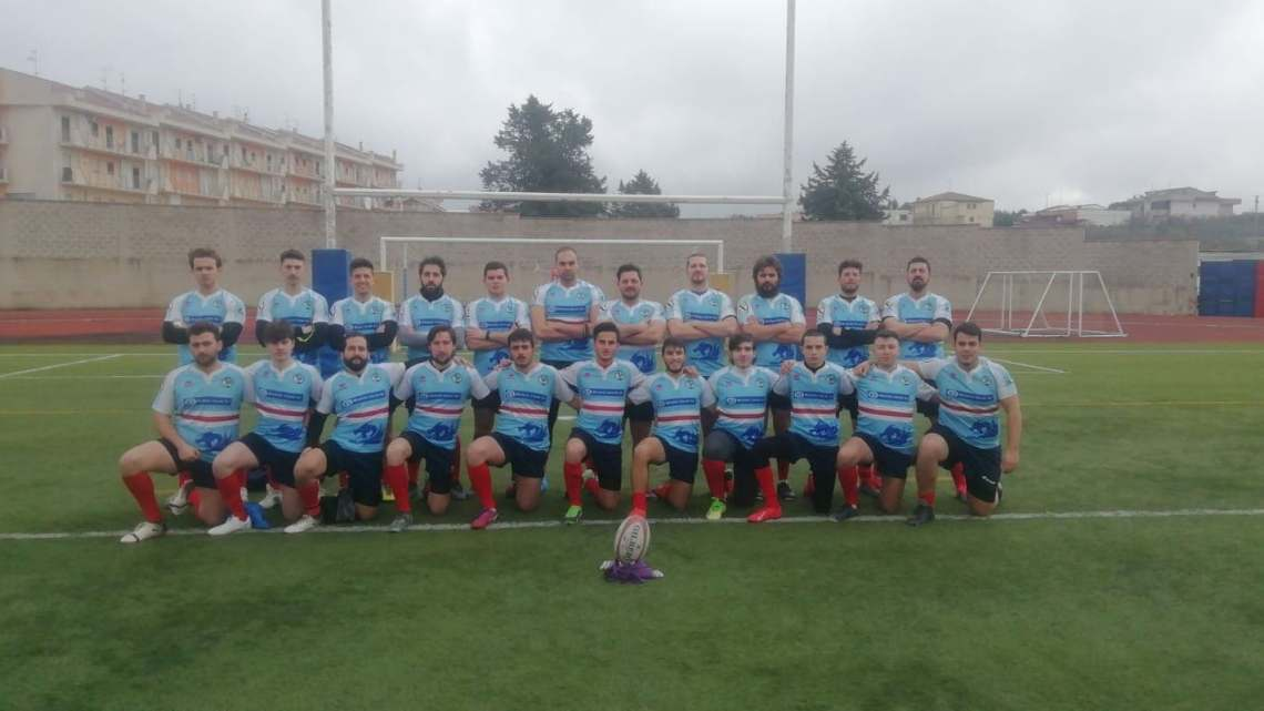 Draghi Bat battuti in trasferta da Rugby Union Santeramo