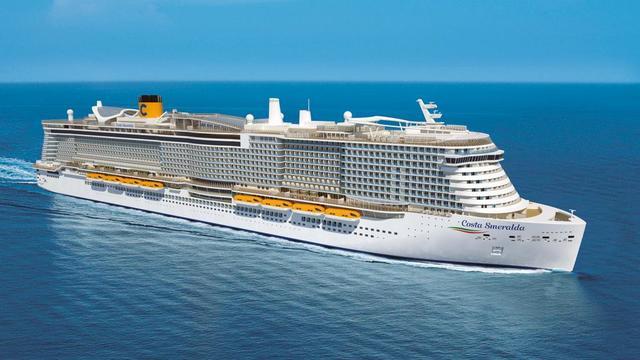 Coronavirus, c'è anche un biscegliese tra i passeggeri bloccati sulla nave crociera a Civitavecchia