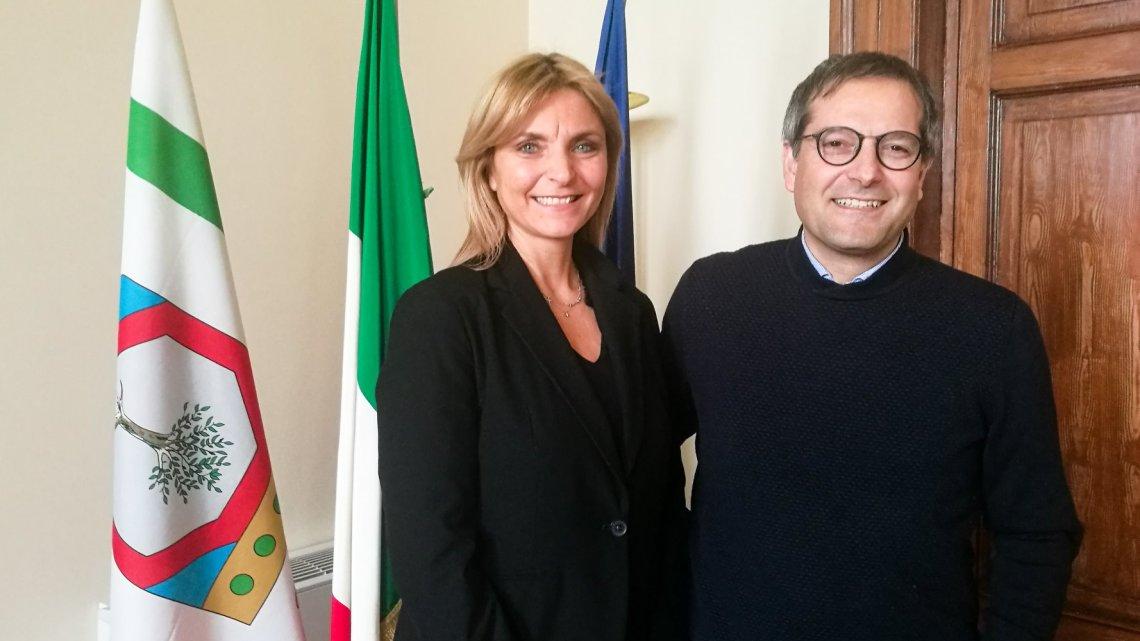 Maria Lorusso è il nuovo assessore che sostituisce Vittoria Sasso