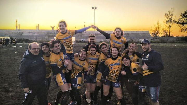 Seconda Vittoria di fila per il Bisceglie Rugby nella VIII Tappa di Coppa Italia Femminile