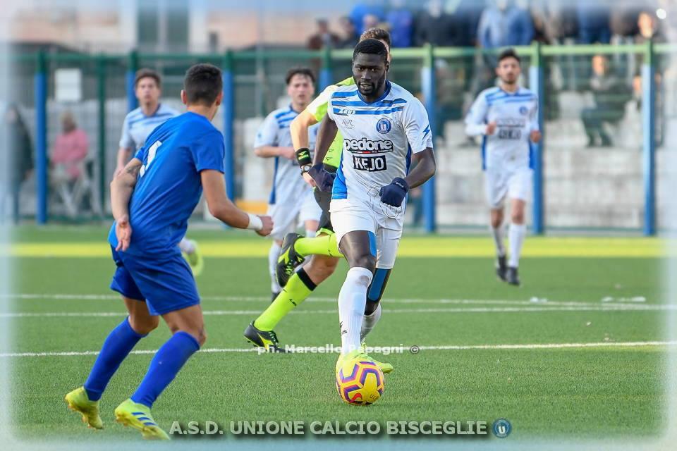 Musa illude, stop per l'Unione Calcio ad Ugento