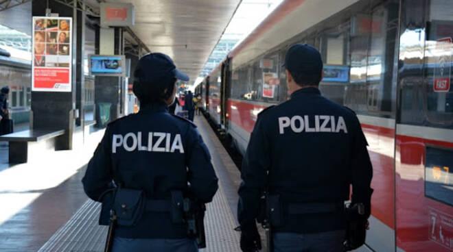 Arresti e droga, le operazioni della Polizia Ferroviaria nella Bat