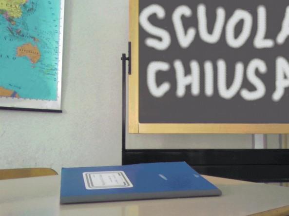 Sanificazione nelle scuole superiori della Bat, chiusura straordinaria il 2 marzo