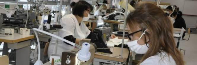 Cinque aziende biscegliesi pronte a produrre 25-30mila mascherine al giorno
