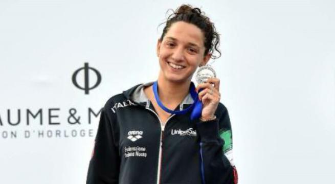Addio Olimpiadi, ma la biscegliese Elena Di Liddo continua a pensare positivo