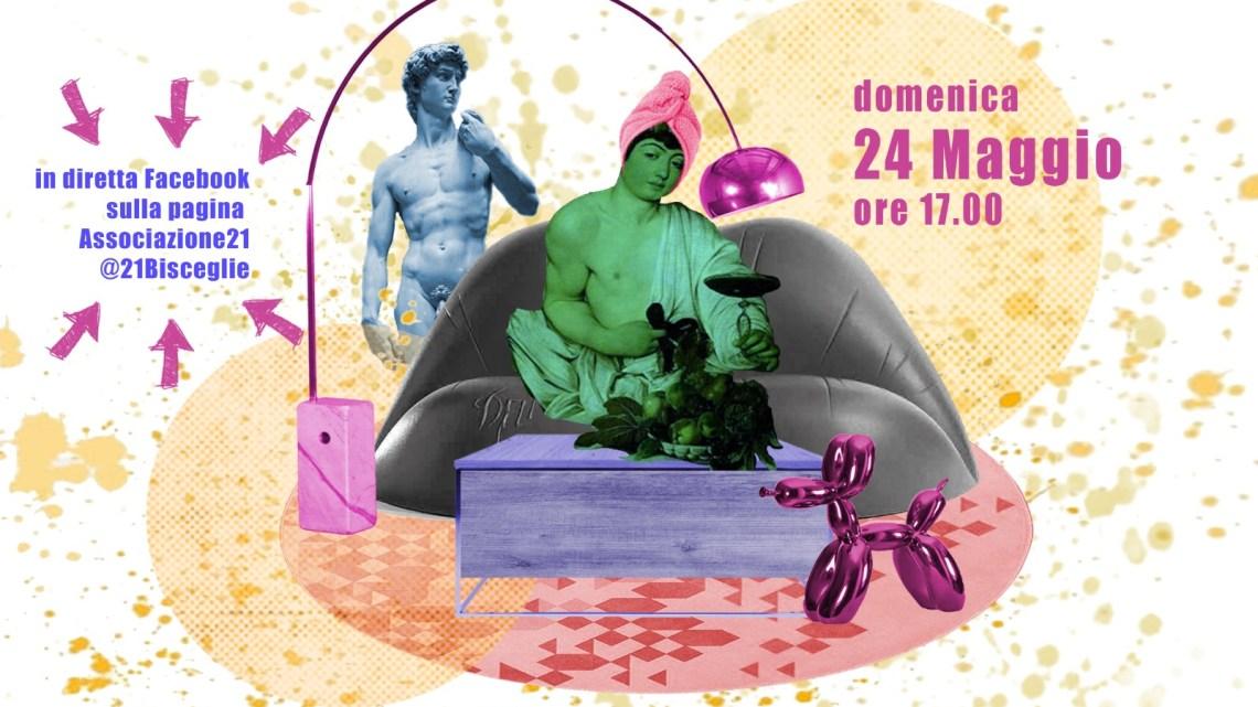 Domenica 24 maggio ArTe(a), terzo appuntamento con Salotto21