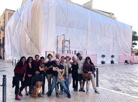 Riaprono i teatri, 'impacchettato' il Garibaldi di Bisceglie