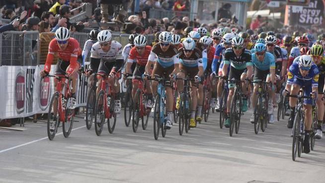 Ciclismo, il Giro d'Italia toccherà anche Bisceglie