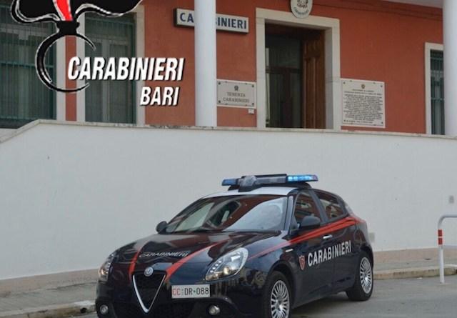 Incendio a Bisceglie: carabinieri arrestano 78enne