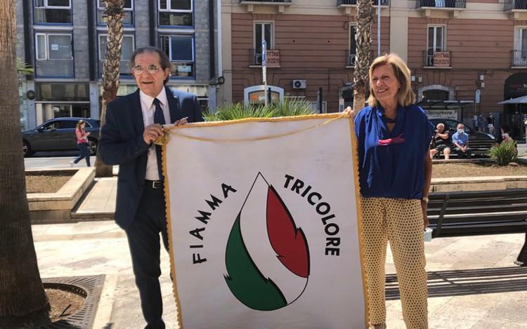Regionali, Fiamma Tricolore. La Poli Bortone contro il centrodestra: il suo candidato alla Presidenza è Bruni