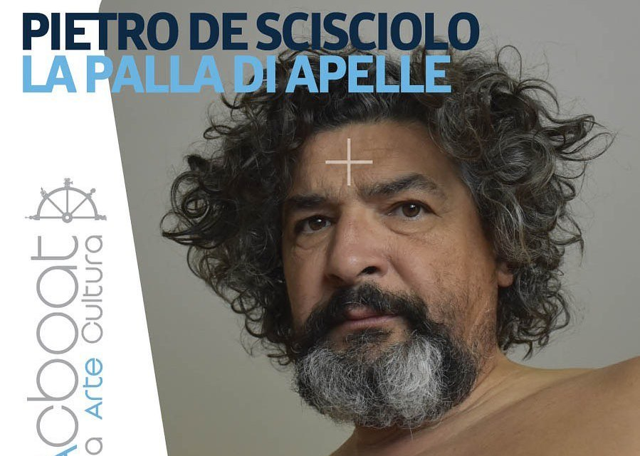 """Festival MACboat, venerdì 10 luglio Pietro De Scisciolo presenta """"la Palla di Apelle"""""""