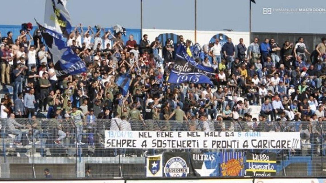 Calcio, serie C girone C: programmate gare di Foggia e Bisceglie 1^/7^ giornata