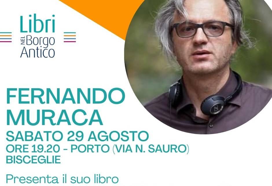 Libri nel Borgo Antico, questa sera al Porto Fernando Muraca