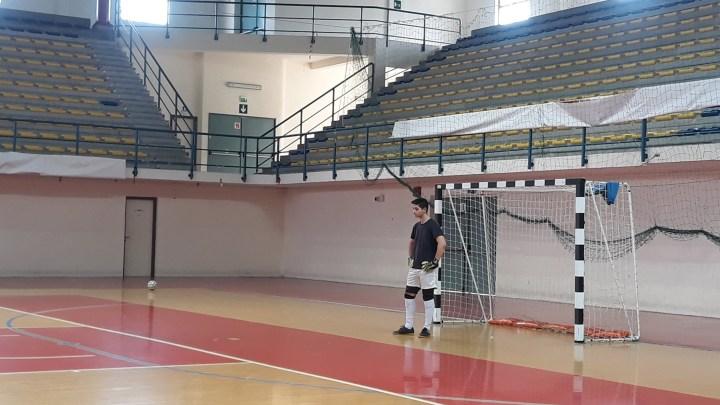 Ii Futbol Cinco conferma il blocco portiere