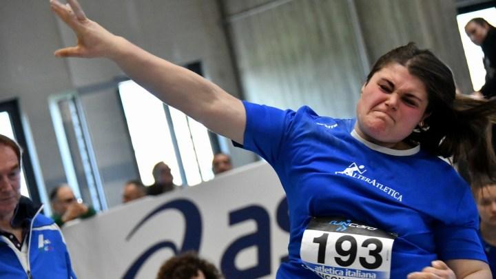 Atletica, continuano i progressi di Anna Musci