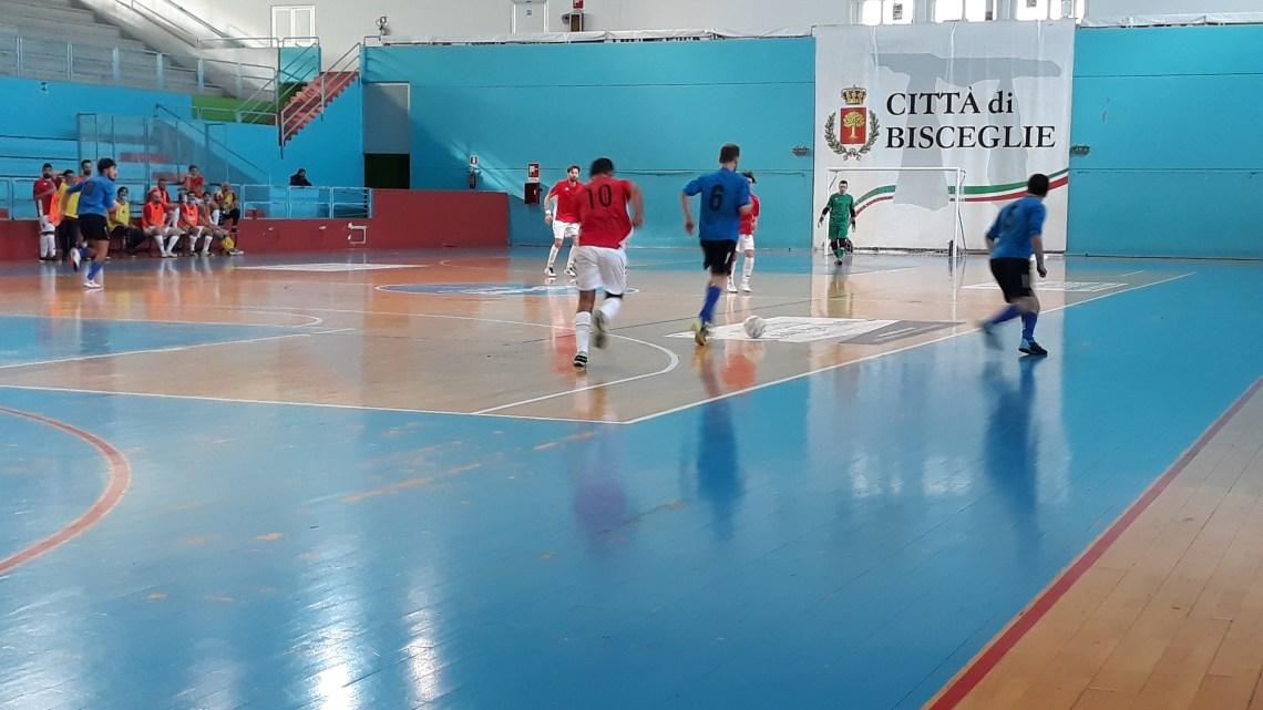 Futbol Cinco bello a metà, il Dream Team Palo espugna il PalaDolmen nella ripresa