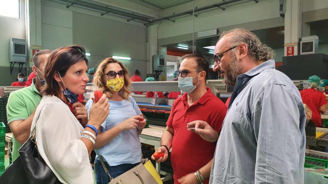 Tappe a Trinitapoli e Minervino Murge per Rocco Prete