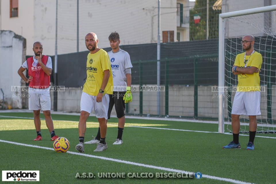 Unione Calcio, tutto pronto per l'esordio di Coppa Italia