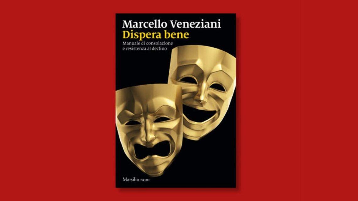 """'Dispera bene"""", l'ultimo lavoro del giornalista biscegliese Veneziani"""