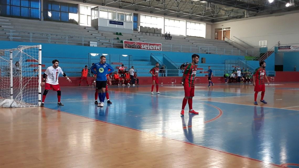 Il Futbol Cinco, nuovo ko. Martedì infrasettimanale sul campo dell'Alta Futsal