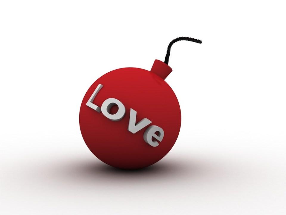 love-bomb