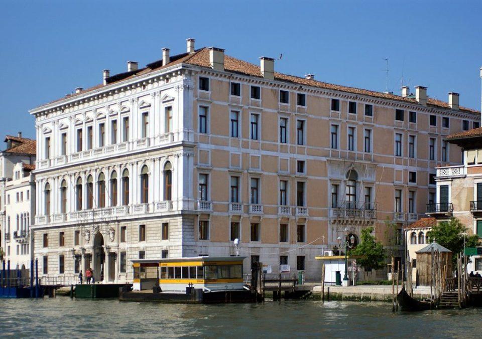 Palazzo Grazzi a Venezia