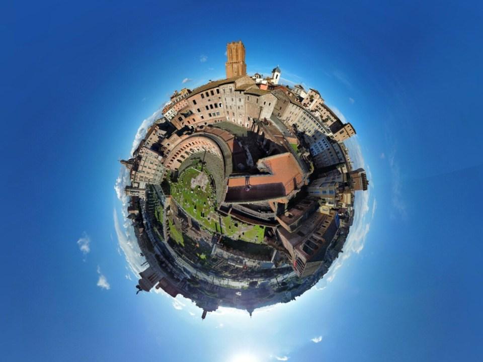 Campidoglio, online i nuovi Tour Virtuali dei musei civici per vivere la bellezza dell'arte con un click