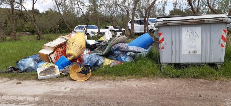 Rosolina Mare: Doppia raccolta rifiuti