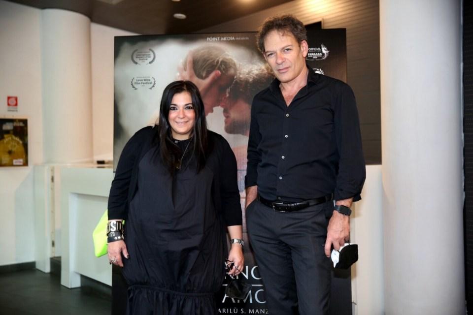 """La prima a Milano e a Roma del film """"Il Quaderno nero dell'amore"""""""
