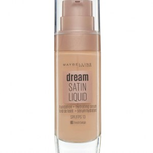 Fond de ten Maybelline New York Dream Satin SPF 13