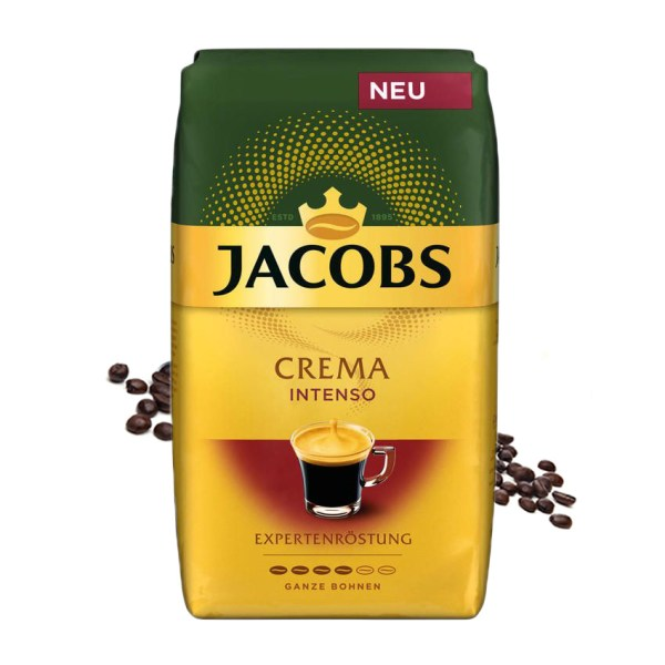 Jacobs Expert Intenso cafea boabe 1 kg