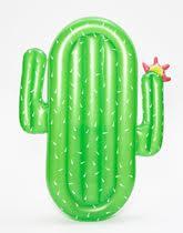 Materac w kształcie kaktusa