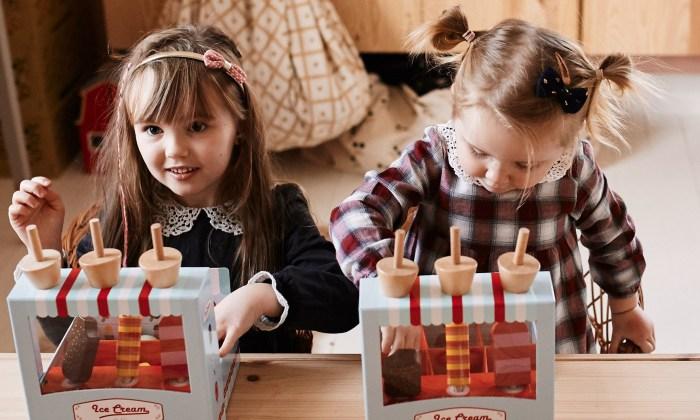Prezenty świąteczne: zabawki do odgrywania ról