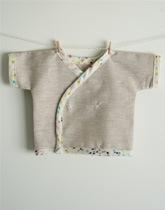 niemowlęce kimono DIY
