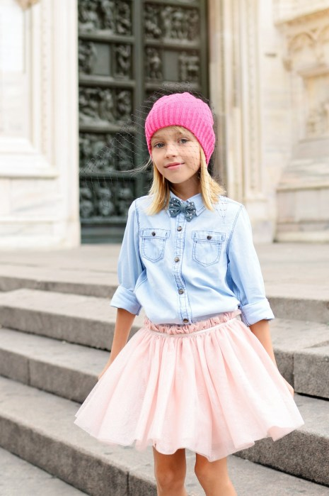 milano-Enfant Street Style by Gina Kim Photography