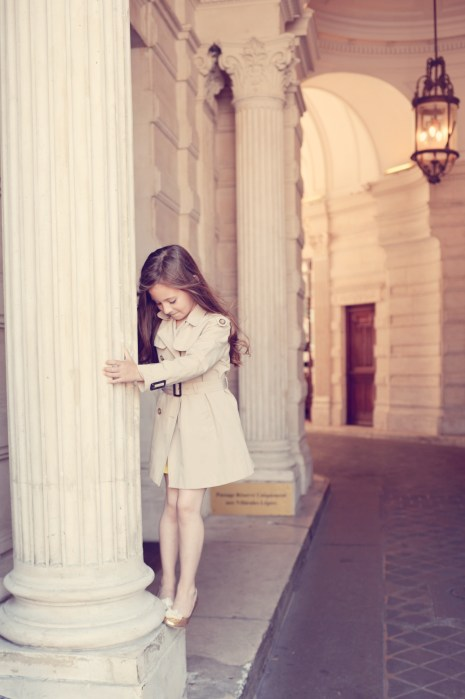 paris-Enfant Street Style by Gina Kim Photography