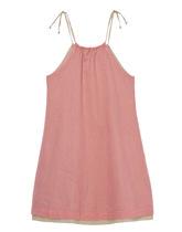 Kids on the Moon double-sided dress