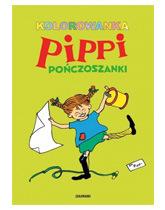kolorowanka Pippi