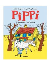 komiksy Pippi