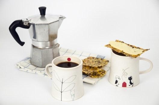 koppar o kaffekanna 72