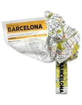 mapa Barcelony