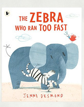 The Zebra who ran too fast